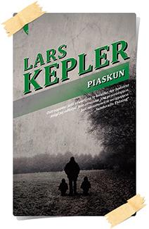Lars Kepler: Piaskun