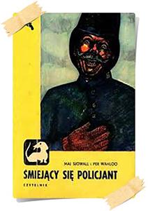Maj Sjöwall & Per Wahlöö: Śmiejący się policjant (wyd. Czytelnik 1975)