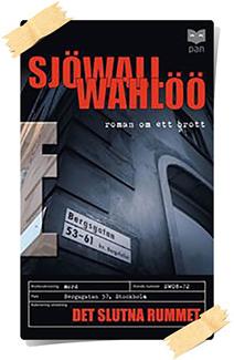 Maj Sjöwall & Per Wahlöö: Det slutna rummet