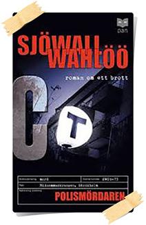 Maj Sjöwall & Per Wahlöö: Polismördaren