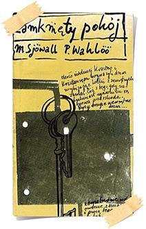 Maj Sjöwall & Per Wahlöö: Zamknięty pokój (Wydawnictwo Poznańskie 1980)
