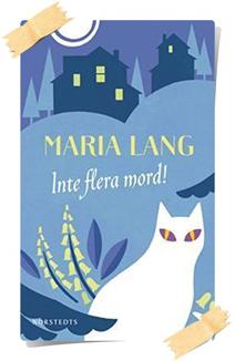 Maria Lang: Inte flera mord