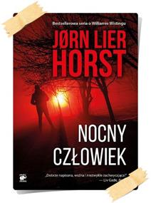 Jørn Lier Horst: Nocny człowiek