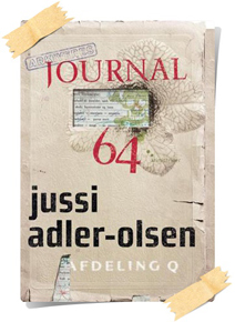 Jussi Adler-Olsen: Journal 64