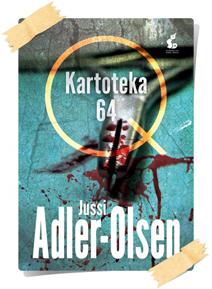 Jussi Adler-Olsen: Kartoteka 64