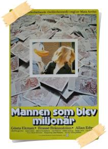 Człowiek, który został milionerem (Mannen som blev miljonär)