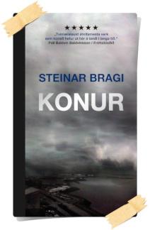 Steinar Bragi: Konur
