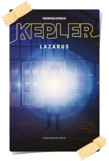 Lars Kepler: Lazarus