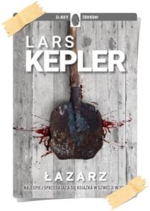 Lars Kepler: Łazarz