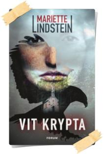 Mariette Lindstein: Vit krypta
