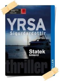 Yrsa Sigurdardóttir: Statek śmierci