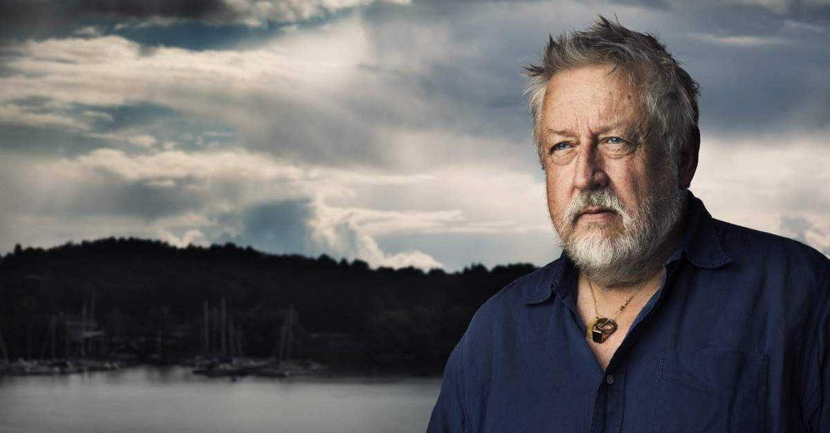 Leif GW Persson. Foto: Thron Ullberg