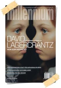 David Lagercrantz: Hon som måste dö