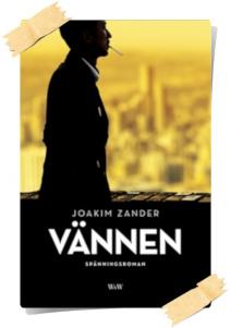 Joakim Zander: Vännen