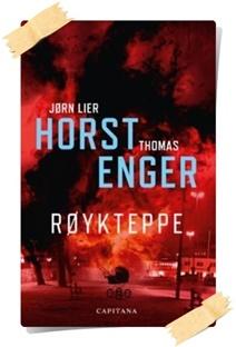 Jørn Lier Horst & Thomas Enger: Røykteppe