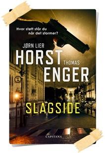 Jørn Lier Horst & Thomas Enger: Slagside