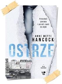 Anne Mette Hancock: Ostrze