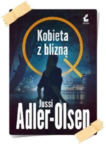 Jussi Adler-Olsen: Kobieta z blizną