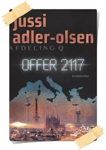 Jussi Adler-Olsen: Offer 2117