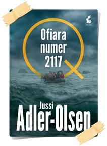 Jussi Adler-Olsen: Ofiara numer 2117